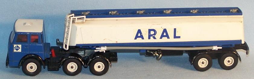 Aral tankwagen