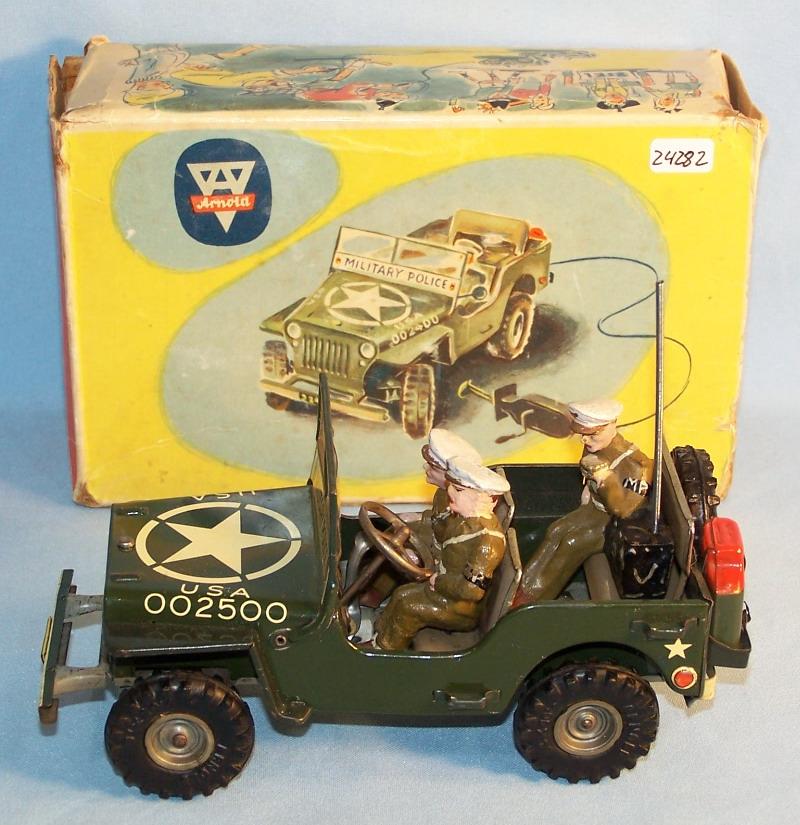 arnold 2500 milit r jeep 1953 original im ok 24282 ebay. Black Bedroom Furniture Sets. Home Design Ideas